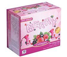 ผลิตภัณฑ์เสริมอาหาร Berry Collagen