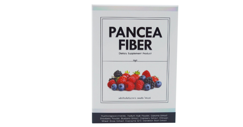 ผลิตภัณฑ์เสริมอาหาร Pancea Fiber