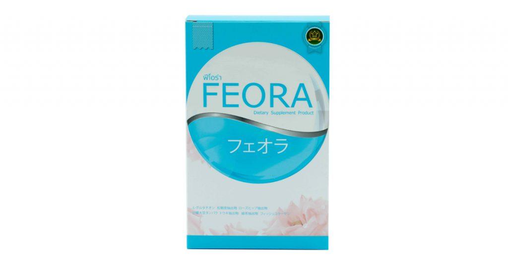 feora ,ฟีโอร่า ,รับผลิตอาหารเสริม