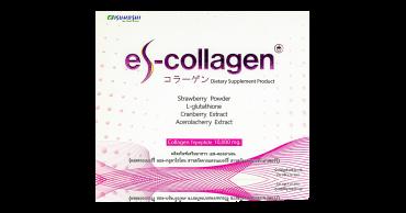ผลิตภัณฑ์เสริมอาหาร Es-Collagen