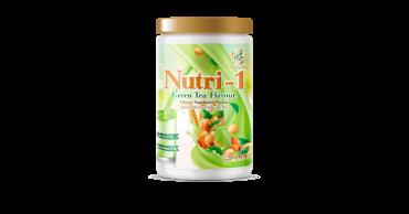 อาหารเสริม Nutri-1 รสชาเขียว