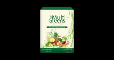 อาหารเสริม Multi Greens